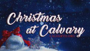 Christmas At Calvary