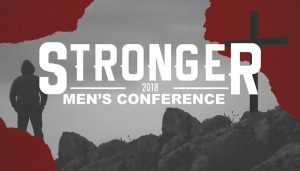 Men's Ministry Conference Stronger