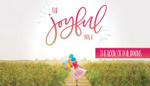 The Joyful Walk