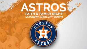 Astros Faith & Family