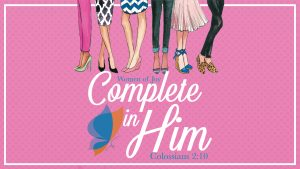 Complete in Him