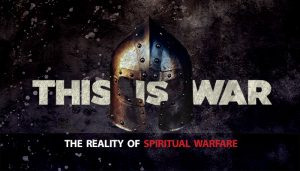 Men's Ministry - This Is War